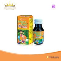 Imunogard Kids - Membantu memelihara daya tahan tubuh