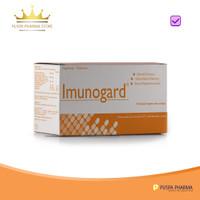 Imunogard - Membantu memelihara daya tahan tubuh