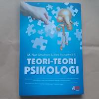 Buku Teori-Teori Psikologi - M Nur Ghufron dan Rini Risnawita S