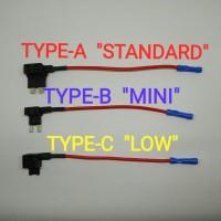 Kabel cable fuse tap skring tap fuse box arus tambahan