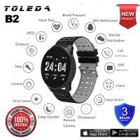 Toleda Smartwatch TLW B2 Original 100% Smartband