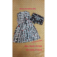 Dress Anak FILA / Kids Dress FILA