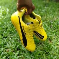 sepatu puma futsal kuning kuning 38-44