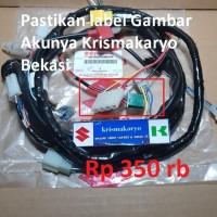 Kabel Body Motor Satria Hiu / Lscm Malaysia