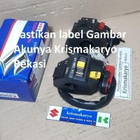 Saklar Set Motor Satria 2T Lumba Hiu Sgp