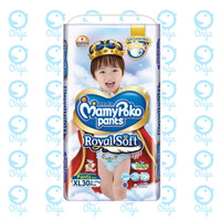 MamyPoko Pants Extra Soft Boys XL30 / Mamy Poko Extra Soft XL