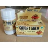 Gamat emas/Gamat Gold Ekstrak Gamat Emas 75 Kapsul