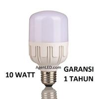 Lampu LED 10W Bohlam 10 w watt Putih Bulb jumbo 6 8 9 10