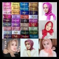 Jilbab Kerudung Segi Empat Organza Square Termurah Terpercaya