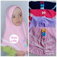 Hijab Anak SD Aulia Kerudung Jilbab Bergo Instan