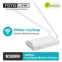 TOTOLINK N300RH - 300Mbps Long Range Wireless N Router