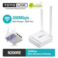 TOTOLINK N200RE 300Mbps Mini Wireless N Router
