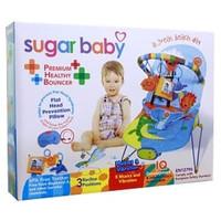 Bouncer Bayi Sugar Baby Premium Healthy Bouncer 3 Recline -Great Beach