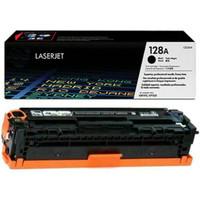 Original Toner HP 128A LaserJet Pro CP1525/CM1415 Blk Crtg ( CE320A )