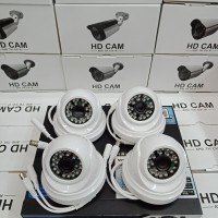 Paket CCTV 26CH 4MP FULL HD 1080P