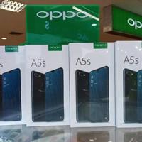 HP OPPO A5S RAM 3/32 GB(GARANSI RESMI) - OPPO A5S 3/32 New 2019