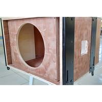 Jual Potongan Bahan Box Q15Sub (pasangan Q10 Line Array Speaker)