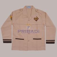 Baju Pramuka Siaga SD Lengan Panjang - Seragam Sekolah