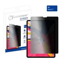 """Whitestone privacy screen premium glass protector for Ipad 9.7"""""""