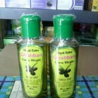 Minyak Zaitun Ekstrak Virgin 60 ML Gholiban