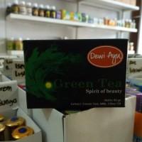 Sabun Dewi Ayu Green Tea
