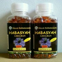 Kapsul Minyak Habbatussauda Habasyah Gholiban isi 120 Kapsul