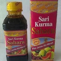 Sari Kurma Sahara Plus Jambu Biji Merah 40 Sahara Tropocal Fruit 41