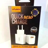 Vivan Charger Power QC 3.0 A