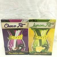 FREE SHAKER! Paket 30 hari Choco Fit dan Lemon Fit