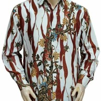 pilihan anda kemeja batik semi sutra - baju batik solo - hem batik