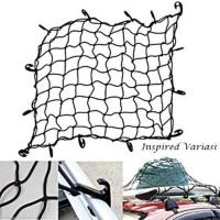 Jaring Rak Bagasi Atas Mobil Cargo Net Atas Bagasi