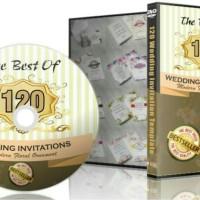 Paket Hemat Desain Undangan (5 DVD) Keren