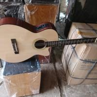 Gitar akustik elektrik eq pemula