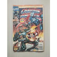 Marvel Comic - Captain America - Cap Goes Wild