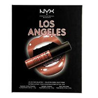 Nyx Professional Makeup City Set Lip, Eye and Face Palette -Los Angele
