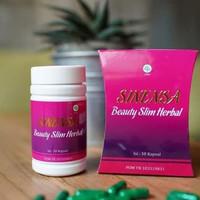 Sinensa Beauty Slim Herbal isi 50 Kapsul / BPOM DIJAMIN ASLI ORIGINAL