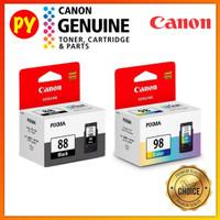 Catridge Canon 88 98 Black Color Ori 1 Set