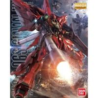 MG 1/100 MSN-06S Sinanju (OVA Ver.) - Mobile Suit Gundam Unicorn