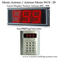 Mesin Antrian System / Antrian Mesin System