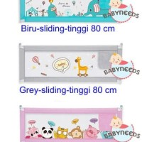 83 cm Baby Bedrail Bed rail Kasur bayi pengaman kasur bayi 200cm