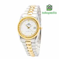 Mirage Jam Tangan Wanita Rx Comb Silver/Gold/White