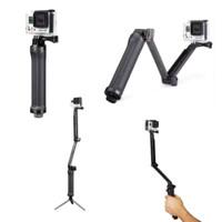 Tongsis Tripod Stand Action Camera Xiaomi GoPro 3 Lengan 3 Way SKM-033