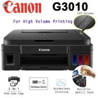 Printer Canon Pixma G3010 All in One Wifi