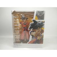 SHF Son Gokou RENEWAL Normal Dragonball Z DBZ Goku Figure Figuarts MIB
