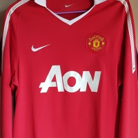 Jersey Adidas Manchester United Home 11/12 Original