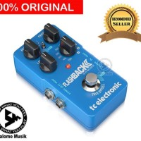 Pedal Efek Gitar TC Electronic Flashback 2 Delay