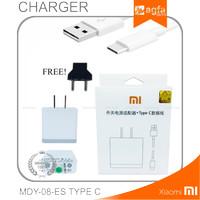 Charger Xiaomi Mi5 MI5s Mi5 Mi6 Prime 3A Fast Charging USB Type C -