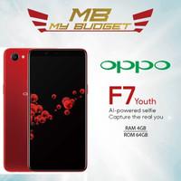 oppo f7 youth garansi resmi 1 tahun