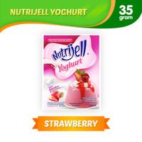 Nutrijell Yoghurt Strawberry