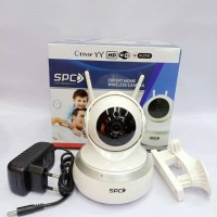 SPC KST2 Expert IP Baby Camera CCTV 1 MP Two Way Audio (Yoosee)